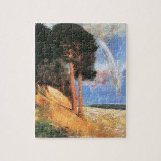 Lesser Ury - Landscape 2 puzzle