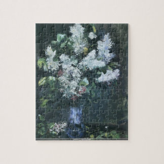 Lesser Ury - Lilacs puzzle