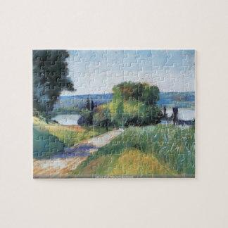 Lesser Ury - Sea and Landscape puzzle