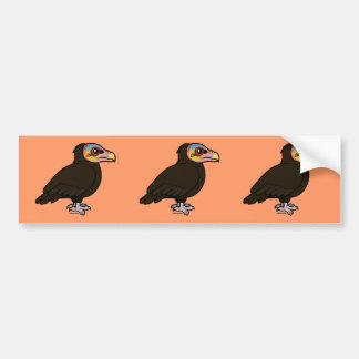 Lesser Yellow-headed Vulture Bumper Sticker