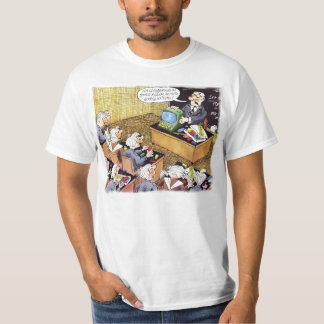Lesson of informatics of times of stagnation T-Shirt