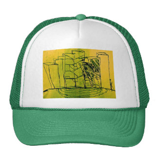 LESSON PLAN CITY TRUCKER HAT