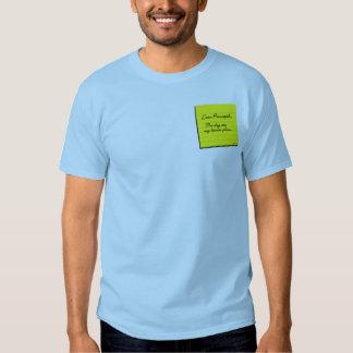 Lesson Plan Shirt