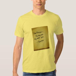 Lesson Plan T Shirt