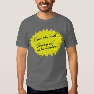 Lesson Plan Tee Shirt