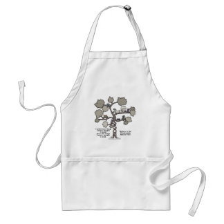 Lessons Learned Adult Apron