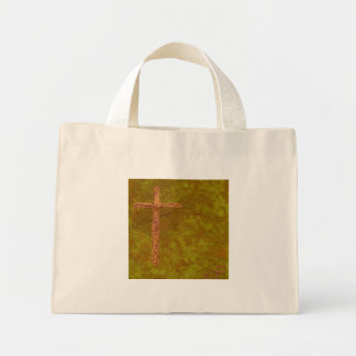 Lest we forget mini tote bag