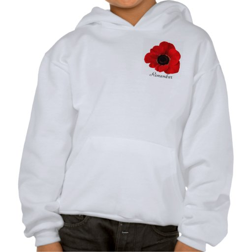 Lest We Forget Hoody
