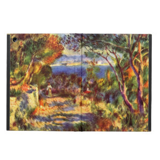 L'Estaque by Pierre Renoir, Vintage Impressionism Case For iPad Air