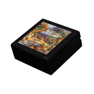 L'Estaque by Pierre Renoir, Vintage Impressionism Gift Box