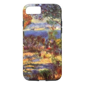 L'Estaque by Pierre Renoir, Vintage Impressionism iPhone 7 Case