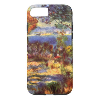 L'Estaque by Pierre Renoir, Vintage Impressionism iPhone 8/7 Case