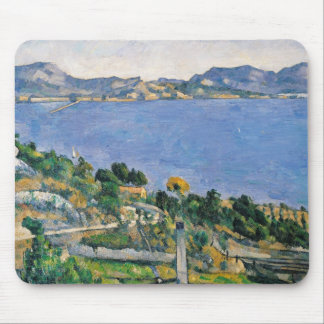 L'Estaque, View of the Bay of Marseilles Mouse Pad