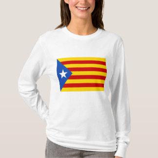 """L'Estelada Blava"" Catalan Independence Flag T-Shirt"