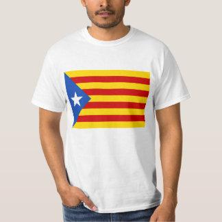 """""""L'Estelada Blava"""" Catalan Independence Flag Tees"""