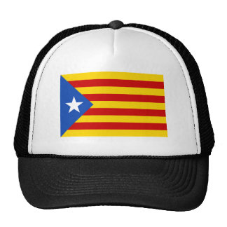 """L'Estelada Blava"" Catalan Independence Flag Trucker Hat"