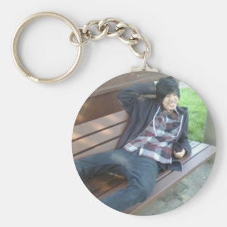 Lester Fu Man Han the Krazy Korean Keychain