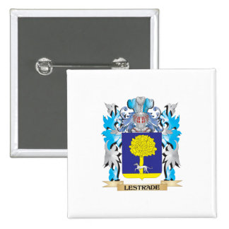 Lestrade Coat of Arms - Family Crest Pins