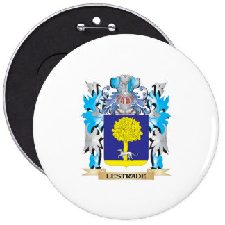 Lestrade Coat of Arms - Family Crest Buttons