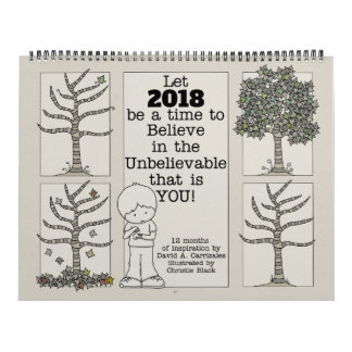 Let 2018 Be A Time (Large) Calendar