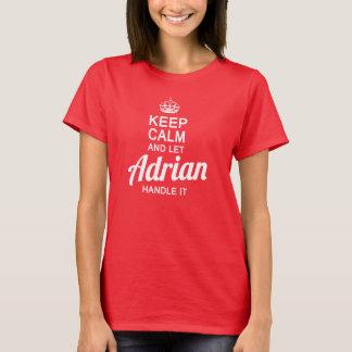 Let Adrian Handle It T-Shirt