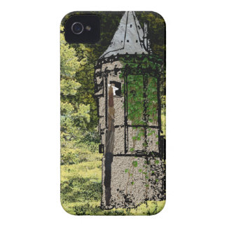 Let Down Your Hair iPhone 4 Case-Mate Case