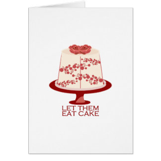 Let Eat Them Cake Cards
