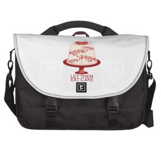 Let Eat Them Cake Commuter Bag