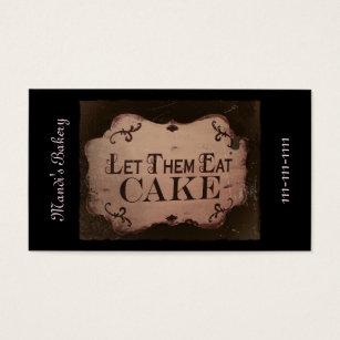 Ems business cards templates zazzle let em eat cakes business card colourmoves Image collections