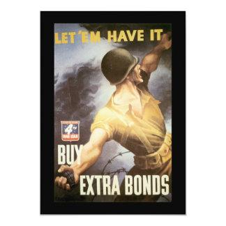 Let  Em Have It World War II Card