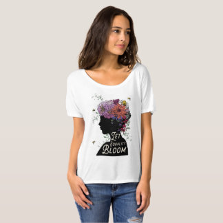 Let Equality Bloom - Slouchy Boyfriend T-shirt