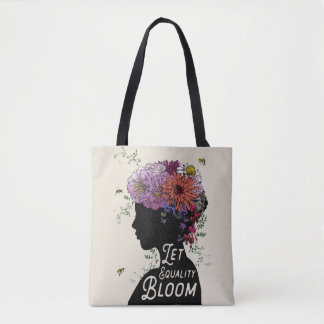 Let Equality Bloom - Tote