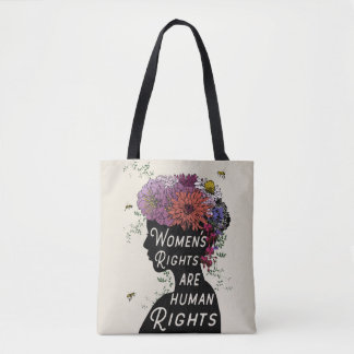 Let Equality Bloom Tote