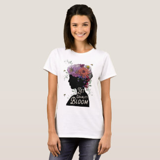 Let Equality Bloom Women's T-shirt
