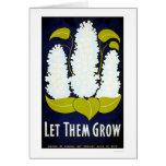 Let Flower Grow 1938 WPA
