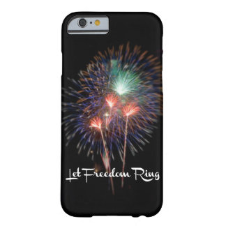 Let Freedom Ring Barely There iPhone 6 Case