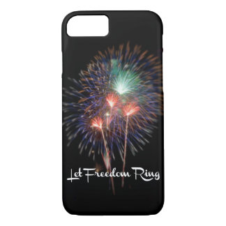 Let Freedom Ring iPhone 8/7 Case
