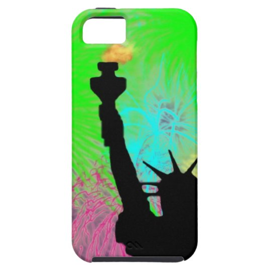 Let Freedom Ring iPhone SE/5/5s Case