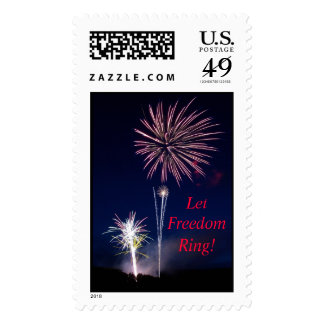 Let Freedom Ring! Postage Stamps