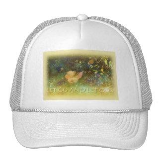 Let Go and Let God - Leaf 2 Trucker Hat
