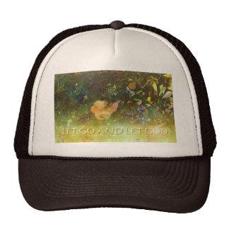 Let Go and Let God - Leaf Trucker Hat