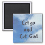 let go and let God magnet