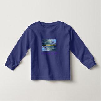 Let Go and Let GOD toddler shirt long sleeves