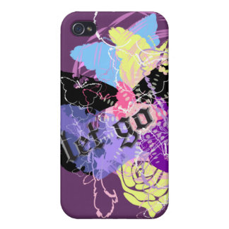 Let go~ case for iPhone 4