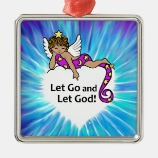 Let Go Ethnic Angel Christmas Tree Ornaments