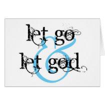 let go let god card
