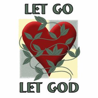 Let Go Let God Statuette