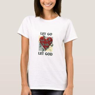 Let Go Let God T-Shirt
