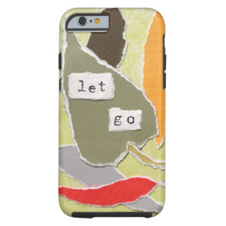 Let Go light green iPhone 6 Case