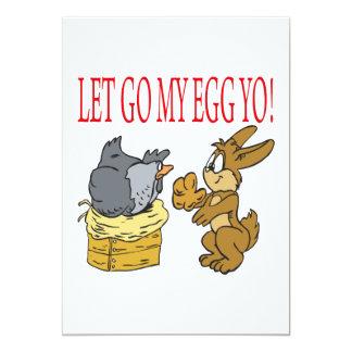 Let Go My Egg Yo Card